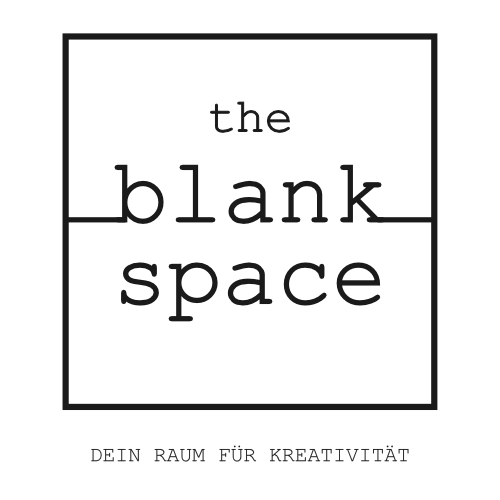 the blank space